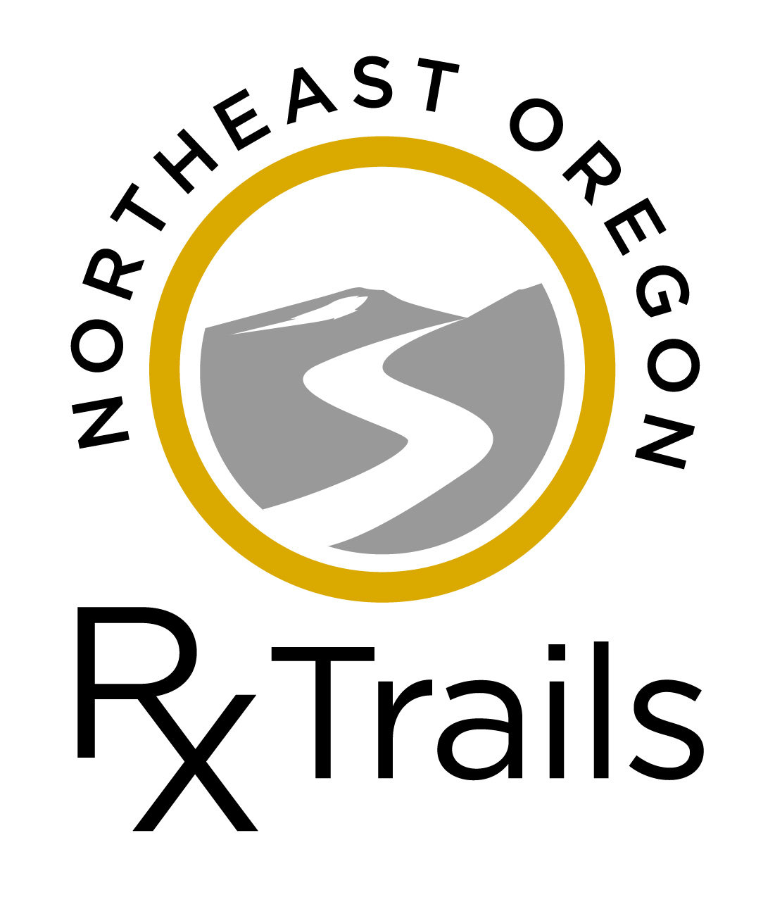 Northeast Oregon Rx Trails Logo